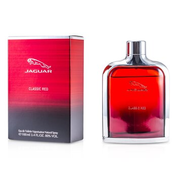 Jaguar Classic Red Eau De Toilette Spray