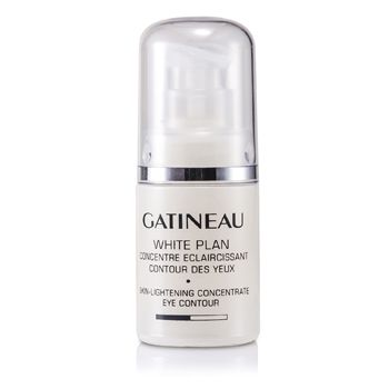 Gatineau White Plan Skin Lightening Concentrate Eye Contour (Unboxed)