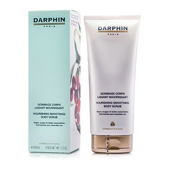 Darphin Aromatic Nourishing Smoothing Cranberry Body Scrub