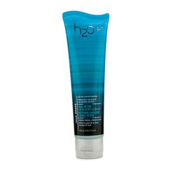 H2O+ Face Oasis Dual-Action Exfoliating Cleanser (New Packaging)
