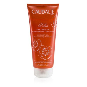 Caudalie Peche De Vigne Shower Gel (For Sensitive & Delicate Skin)