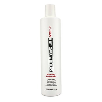 Paul Mitchell Soft Style Foaming Pommade Texture Polish