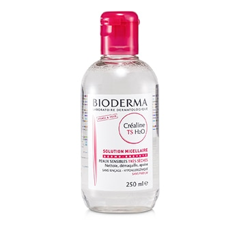 Bioderma Sensibio (Crealine) TS H2O Micelle Solution (For Very Dry Skin)