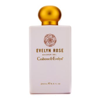 Crabtree & Evelyn Evelyn Rose Shower Gel