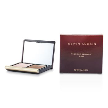 Kevyn Aucoin The Eye Shadow Duo - # 211 Pink Shell/ Deep Taupe