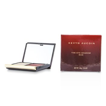 Kevyn Aucoin The Eye Shadow Duo - # 213 Storm Cloud/ Malbec