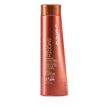 Joico Smooth Cure Shampoo - For Curly/ Frizzy/ Coarse Hair (New Packaging)