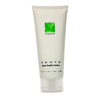 Zents Pear Shea Butter Lotion