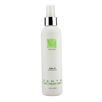 Zents Pear Body Oil Hydrating Elixir