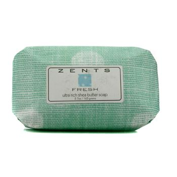 Zents Fresh Ultra Rich Shea Butter Soap