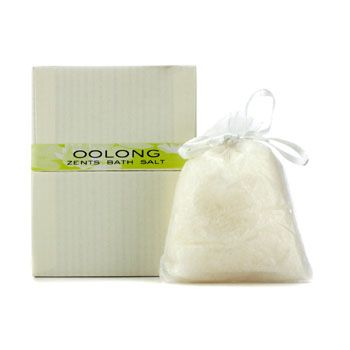 Zents Oolong Bath Salt Detoxifying Soak