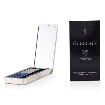 Guerlain Ecrin 2 Couleurs Colour Fusion Eyeshadows - # 02 Two Stylish