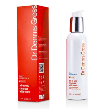 Dr Dennis Gross Daily Essentials All-In-One Cleanser with Toner