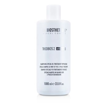 La Biosthetique Structure Tricobios 2 Special Shampoo As Part of The 3-Phase Treatment
