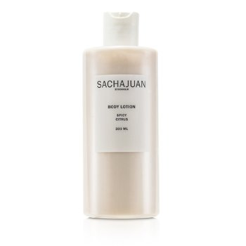 Sachajuan Body Lotion - Spicy Citrus