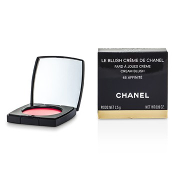 Chanel Le Blush Creme De Chanel - # 65 Affinite