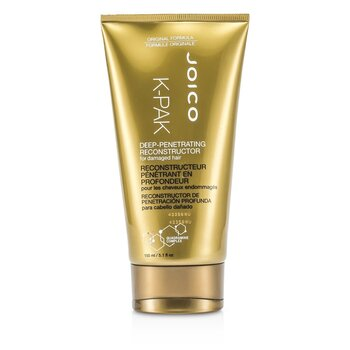Joico K-Pak Deep-Penetrating Reconstructor - For Damaged Hair (New Packaging)