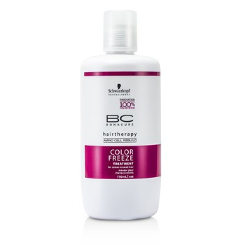 Schwarzkopf BC Color Freeze Treatment (For Colour-Treated Hair)