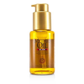 L'Oreal Professionnel Mythic Oil Protective Concentrate with Linseed Oil