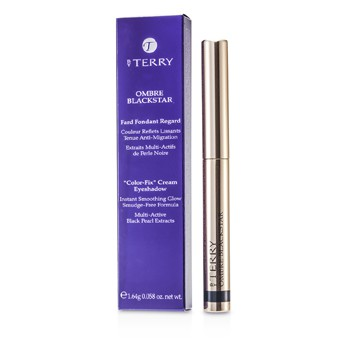 By Terry Ombre Blackstar Color Fix Cream Eyeshadow - # 12 Black Matte