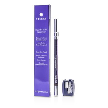 By Terry Crayon Khol Terrybly Color Eye Pencil (Waterproof Formula) - # 7 Brown Secret