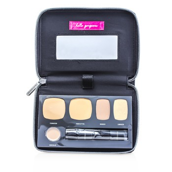 BareMinerals BareMinerals Ready To Go Complexion Perfection Palette - # R310 (For Tan Cool Skin Tones)