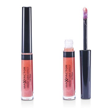 Max Factor Vibrant Curve Effect Lip Gloss Duo Pack - # 09 Sophisticated