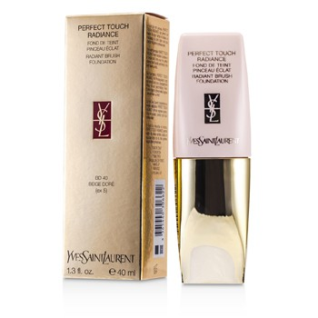 Yves Saint Laurent Perfect Touch Radiant Brush Foundation - # BD40 Beige Dore (ex 5)
