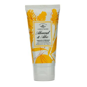 Caswell Massey Almond & Aloe Hand Cream