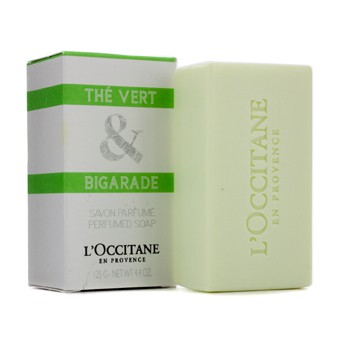 L'Occitane The Vert & Bigarade Perfumed Soap