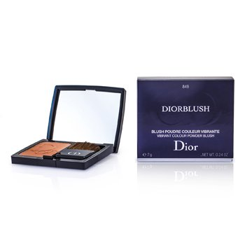 Christian Dior DiorBlush Vibrant Colour Powder Blush - # 849 Mimi Bronze