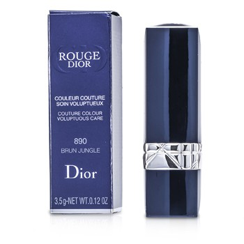 Christian Dior Rouge Dior Couture Colour Voluptuous Care - # 890 Brun Jungle
