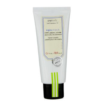Gap Raincheck Hand Cream