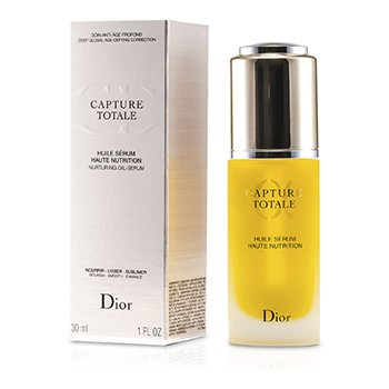 Christian Dior Capture Totale Haute Nutrition Nurturing Oil-Serum