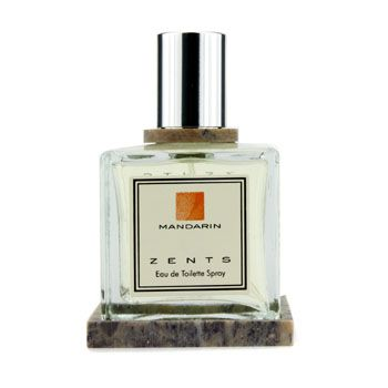 Zents Mandarin Eau De Toilette Spray
