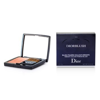 Christian Dior DiorBlush Vibrant Colour Powder Blush - # 553 Cocktail Peach