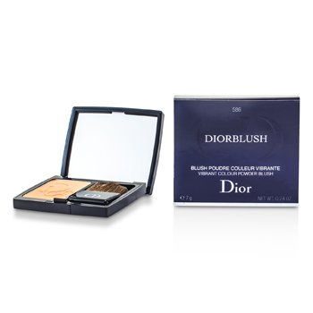 Christian Dior DiorBlush Vibrant Colour Powder Blush - # 586 Orange Riviera