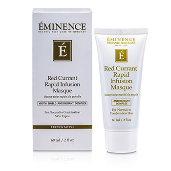 Eminence Red Currant Rapid Infusion Masque (Normal to Combination Skin)