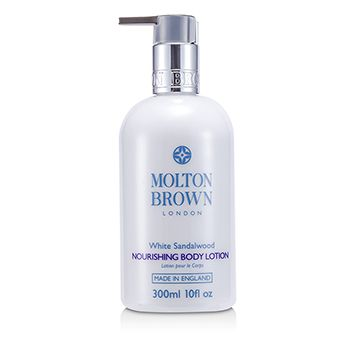 Molton Brown White Sandalwood Nourishing Body Lotion