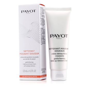 Payot Les Demaquillantes Nettoyant Moussant Douceur Gentle Foaming Make-Up Removal Cream (For Normal To Dry Skins)