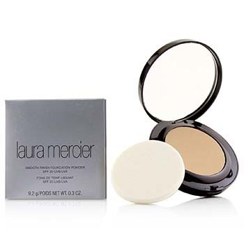 Laura Mercier Smooth Finish Foundation Powder - 12 (Medium Beige With Yellow Undertone)