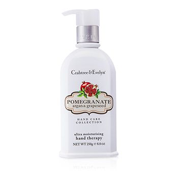 Crabtree & Evelyn Pomegranate, Argan & Grapeseed Ultra-Moisturising Hand Therapy