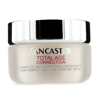 Lancaster Total Age Correction Complete Anti-Aging Rich Day Cream SPF15
