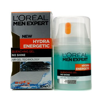 L'Oreal Men Expert Hydra Energetic Quenching Gel (Pump)