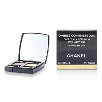Chanel Ombres Contraste Duo - # 70 Rose Majeur