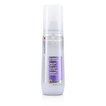 Goldwell Dual Senses Blondes & Highlights Serum Spray (For Blonde & Highlighted Hair)