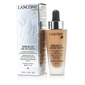 Lancome Miracle Air De Teint Perfecting Fluid SPF 15 - # 04 Beige Nature