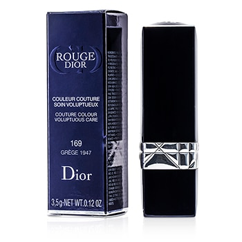 Christian Dior Rouge Dior Couture Colour Voluptuous Care - # 169 Grege 1947