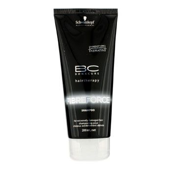 Schwarzkopf BC Fibre Force Shampoo (For Extremely Damaged Hair)