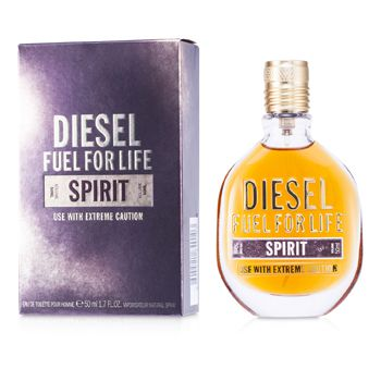 Diesel Fuel For Life Spirit Eau De Toilette Spray